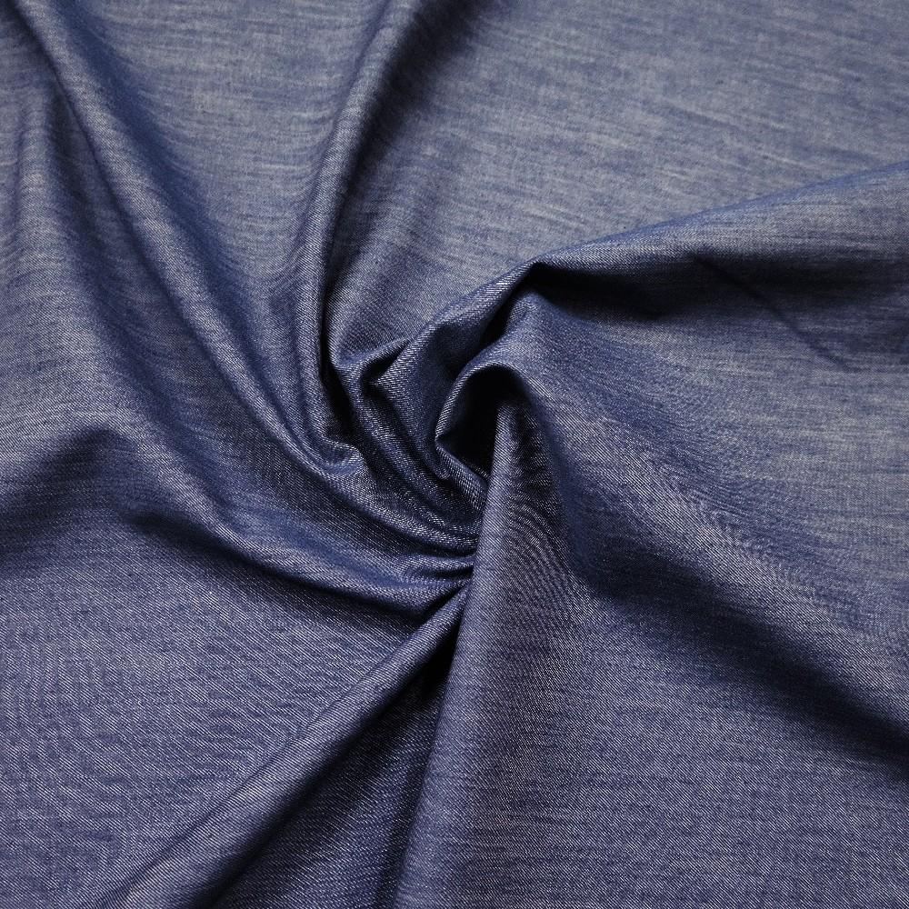 jeans streč tmavě modrá