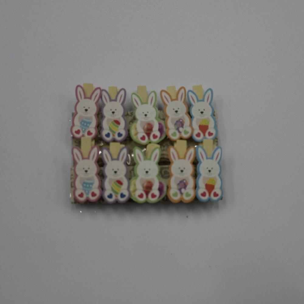 kolíček králíček