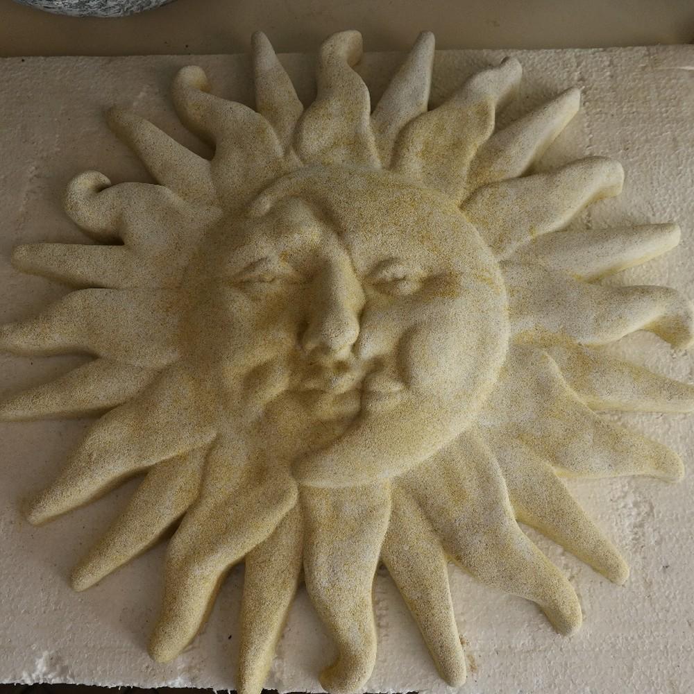 pískovec slunce malé