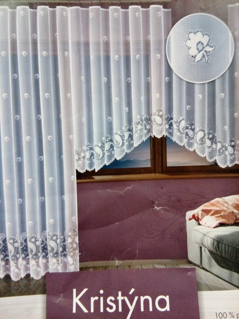 záclona hotová Kristýna 200*250