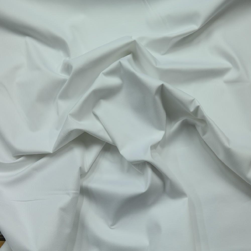 len košilový bílý