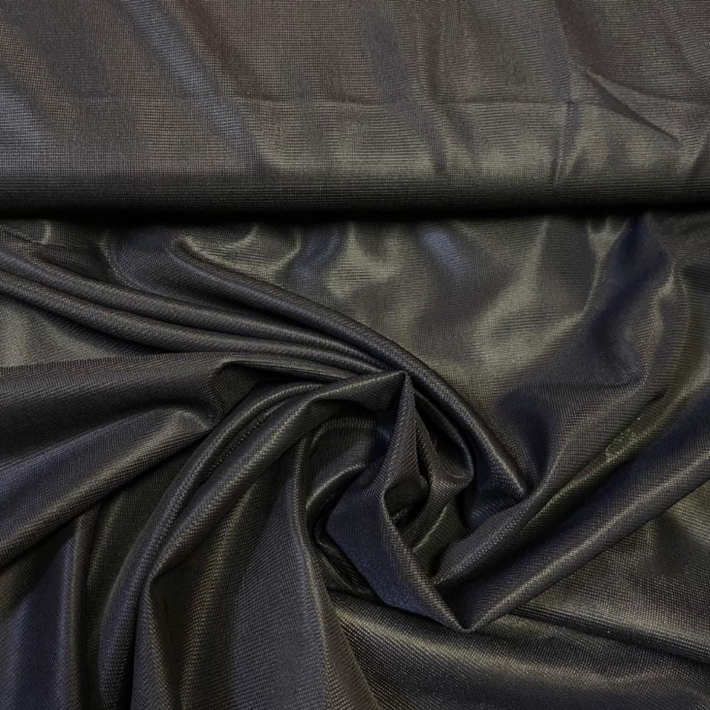 podšívka dederon černá