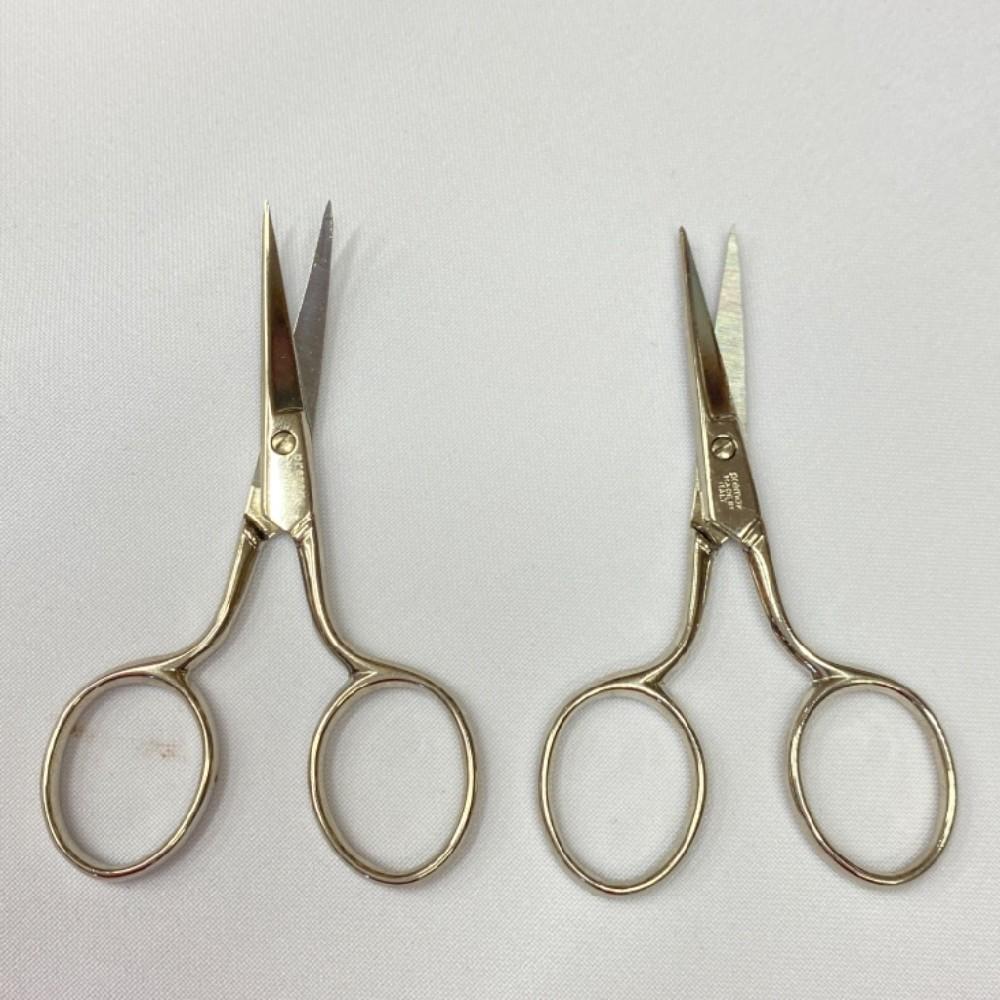 nůžky na vyšívání
