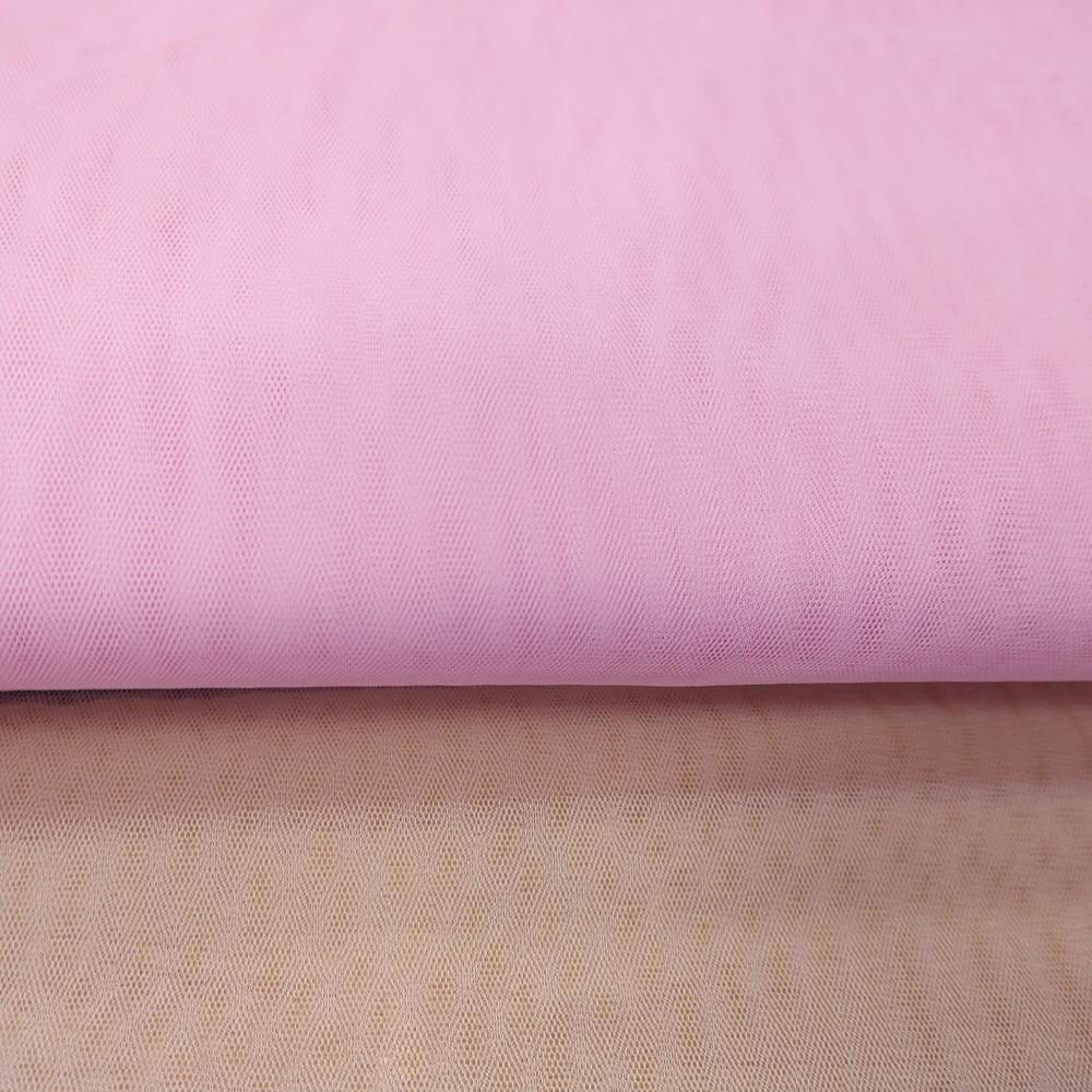 tyl růžový