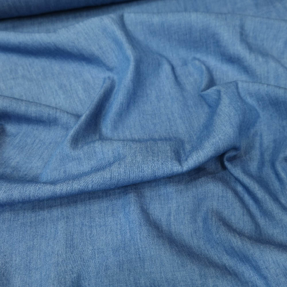 džínovina sv. modrá lehčí