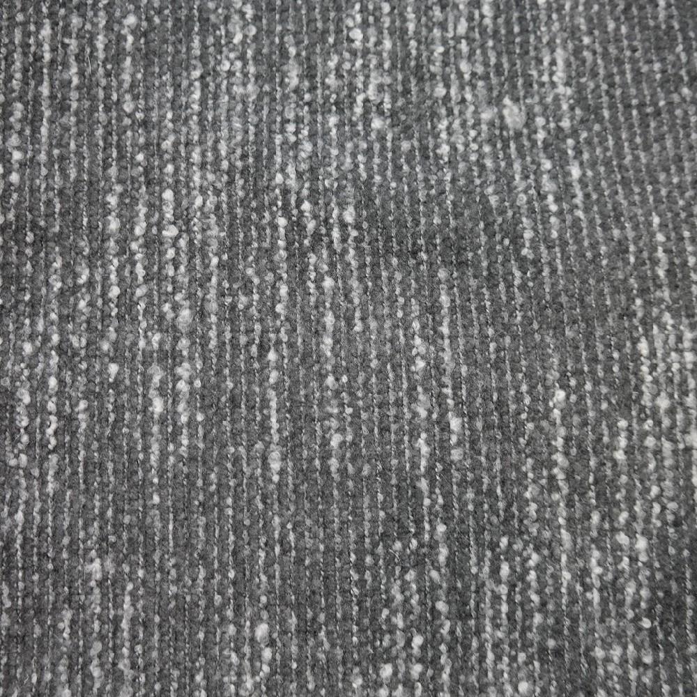kabátovina šedý melír