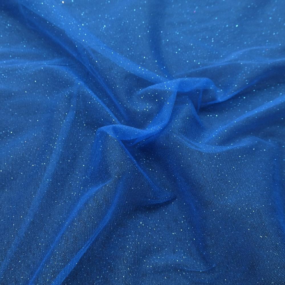 tyl modrý třpyt