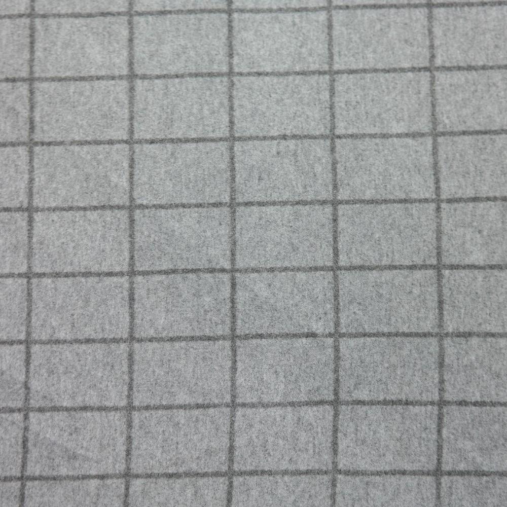 úplet šedý kostka