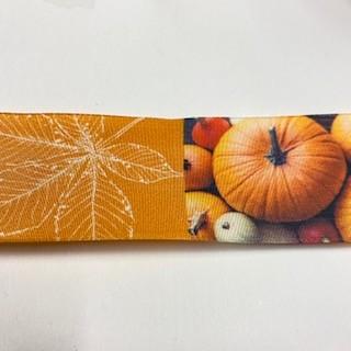 stuha podzimní 4cm