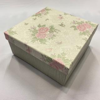krabice papírová19x19cm