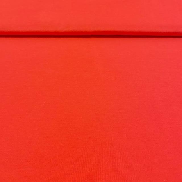 úplet neonově tm. oranžový š.170cm