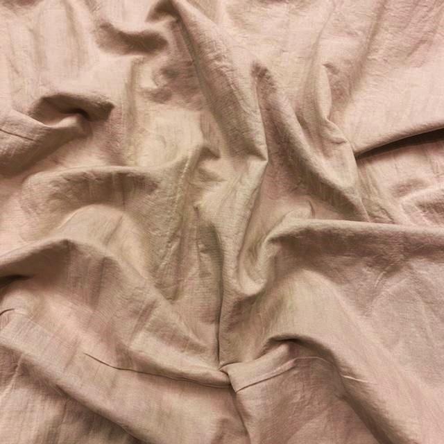bavlna béžová kreš