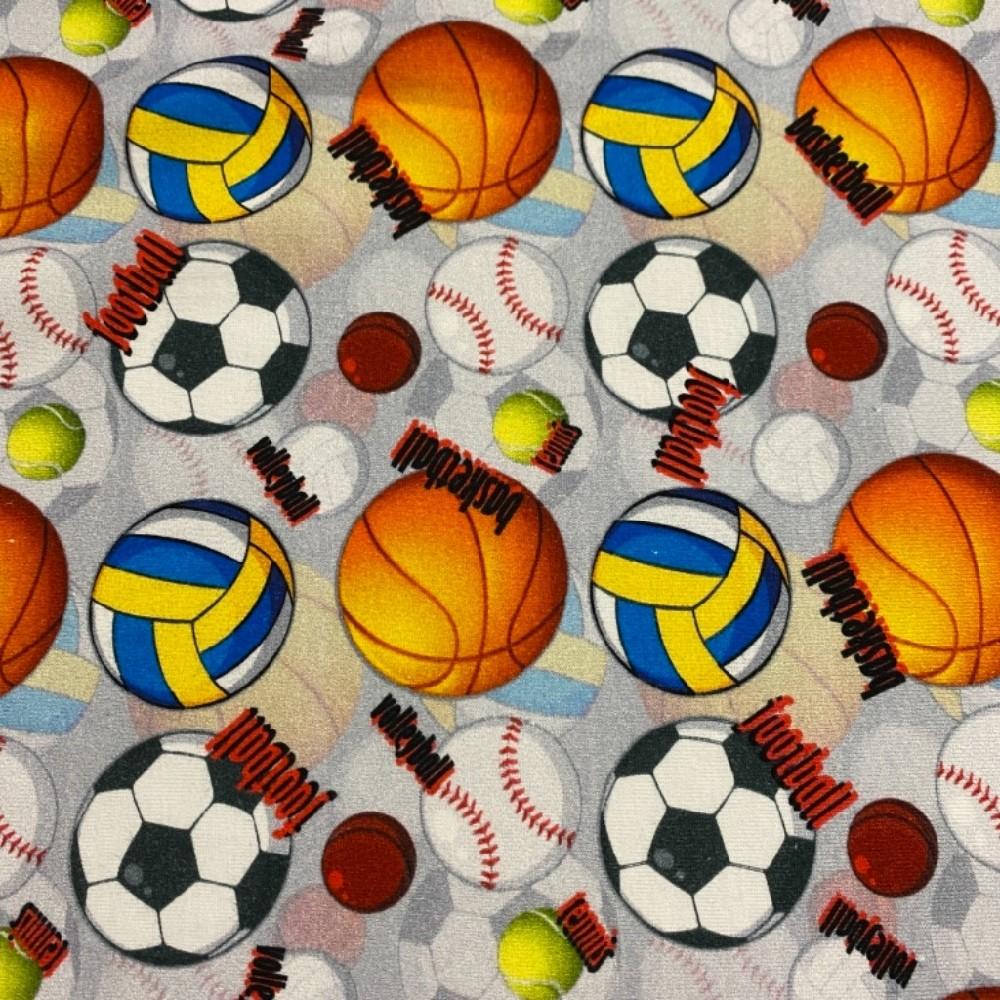 teplákovina míče fotbal basket