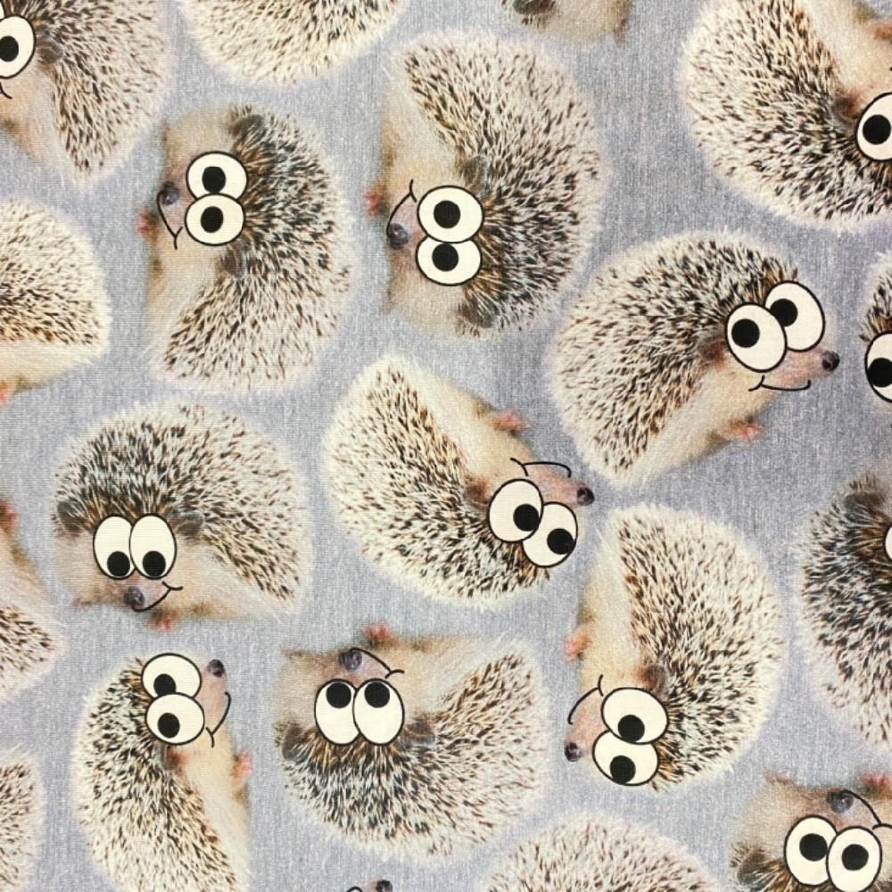 úplet ježci