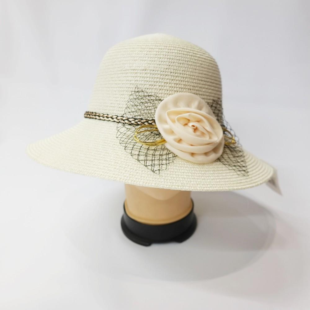 klobouk slaměný