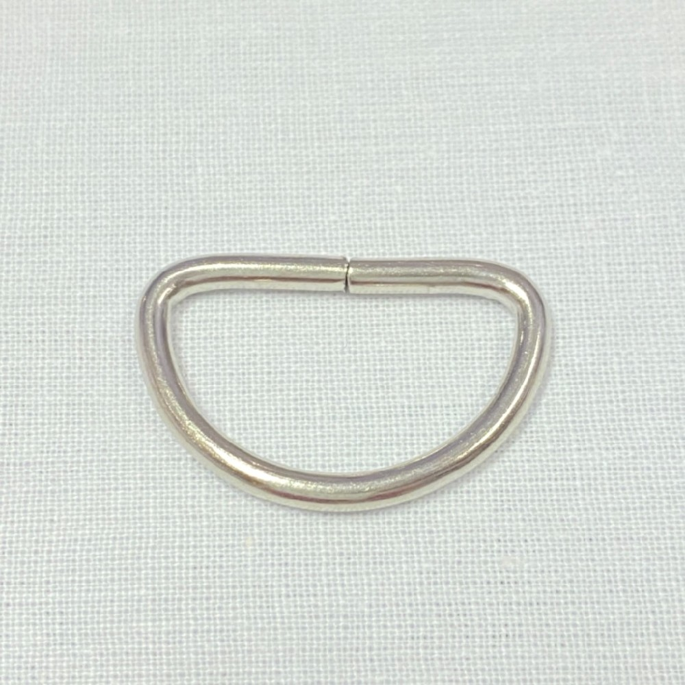 polokroužek kov 25mm
