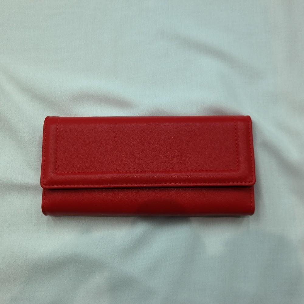 peněženka dámská červená