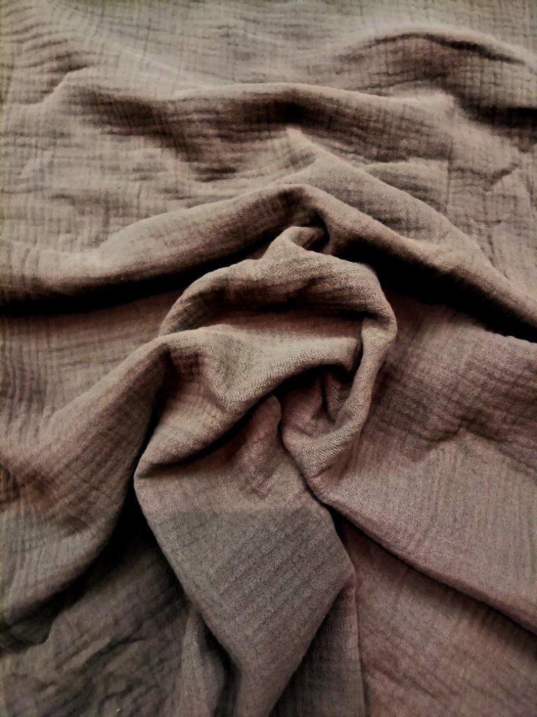 bavlna crash khaki
