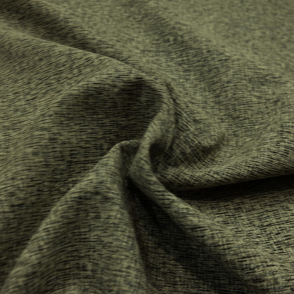 kostýmovka khaki černý melír,PES