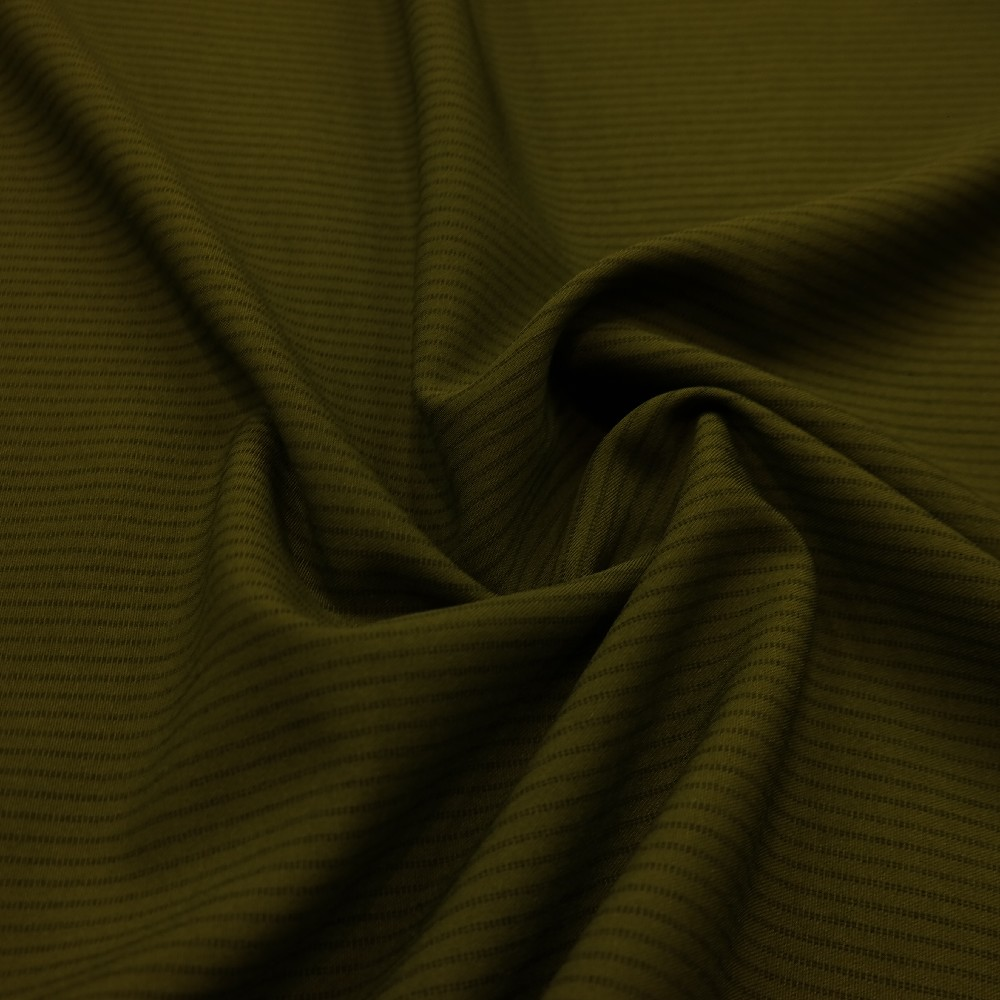 kostýmovka zelená,černý proužek