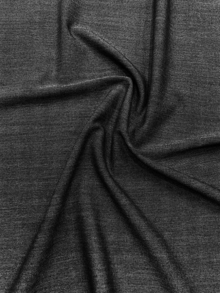 oblekovka tm.šedý melír