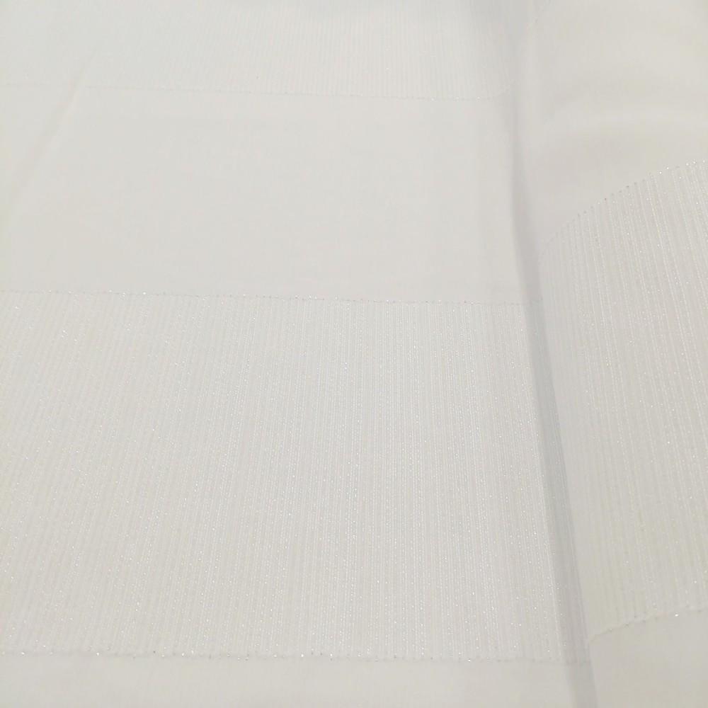 záclona V40026/160 třpitivé pruhy