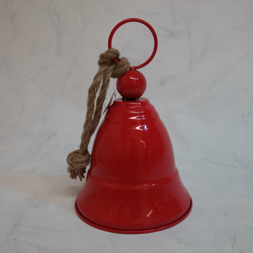 zvonek kovový závěsný