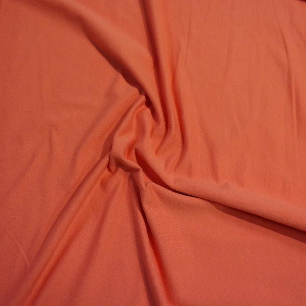 bavlna streč červená