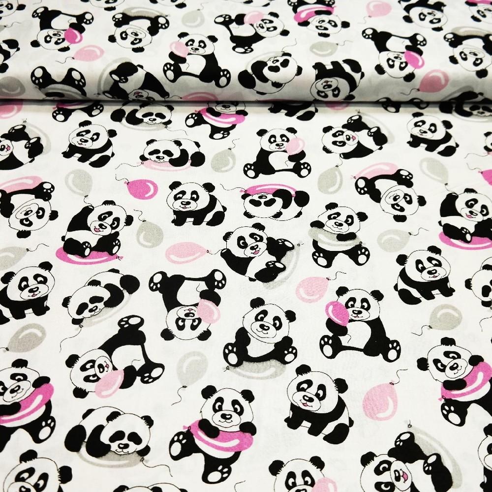 bavlna panda