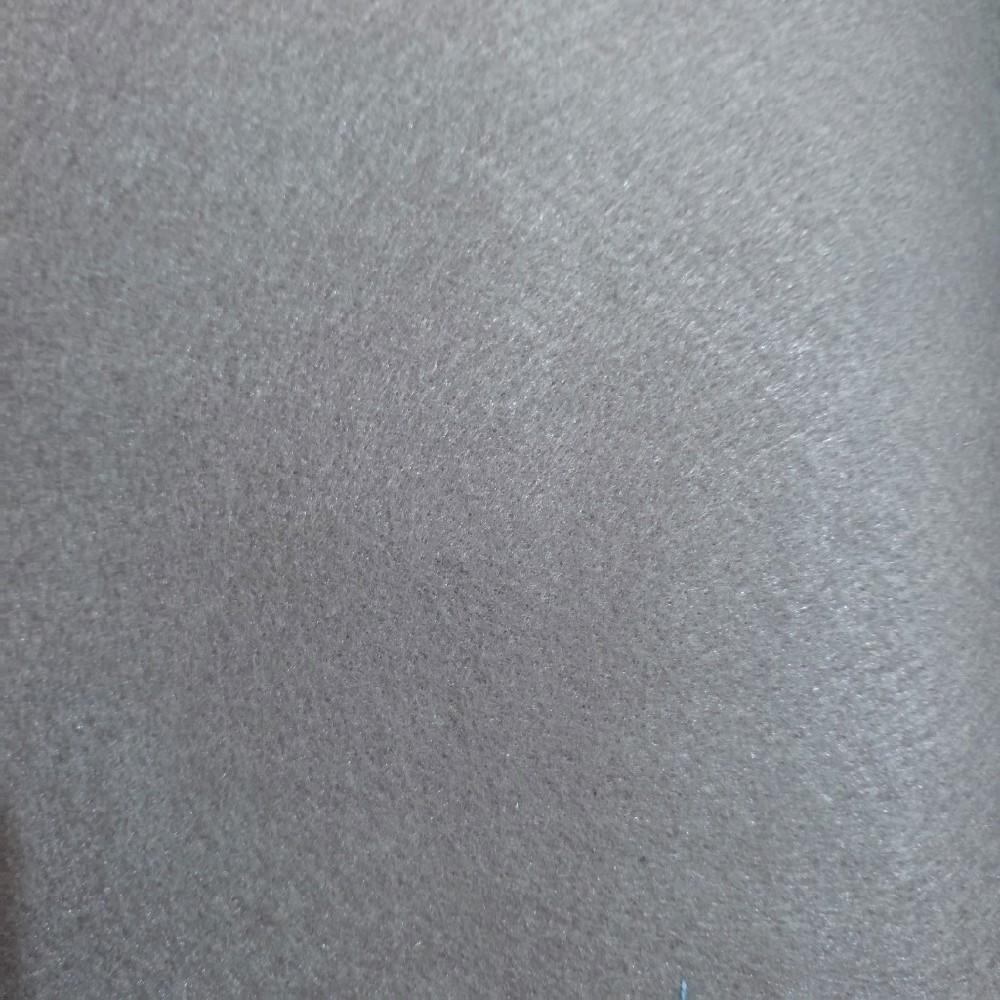 filc šedivý 1mm