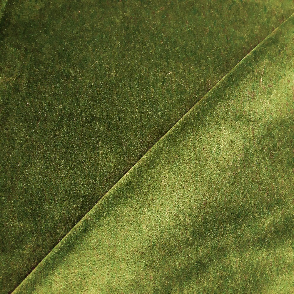pot. samet zelený