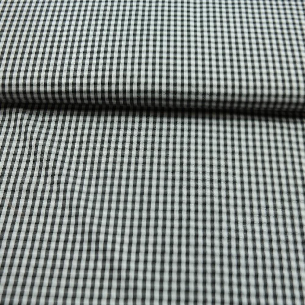 košil.černo/bílá drobná kostka š.110