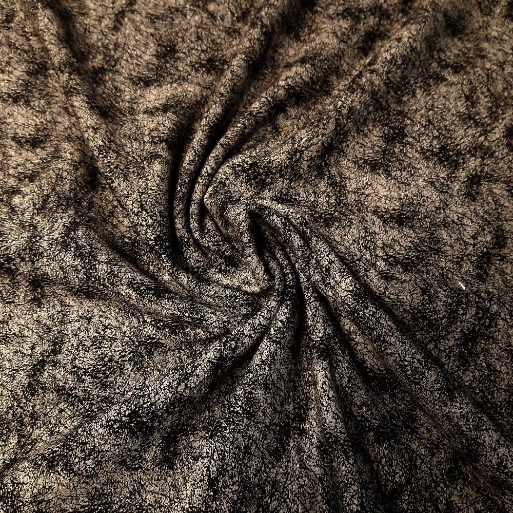 úplet šedo-černý mramor
