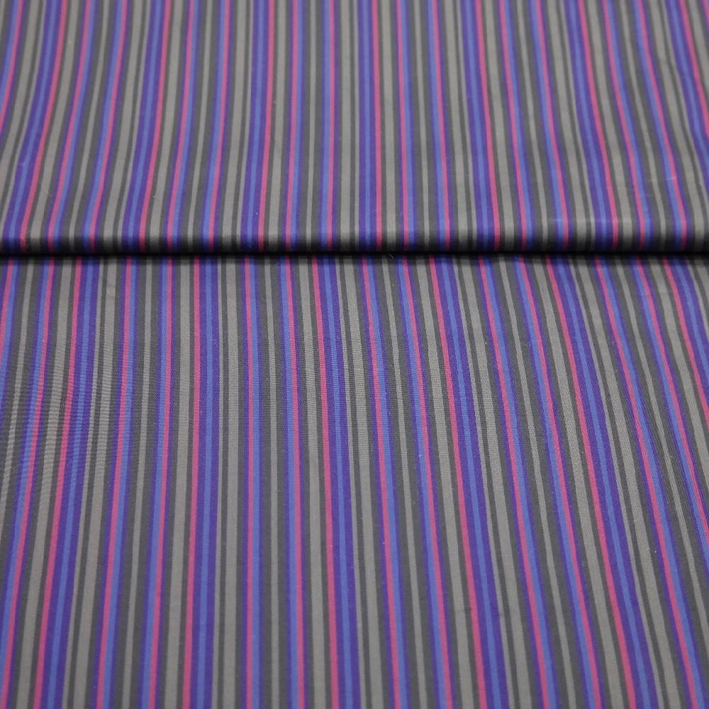 košil.fialová barev.proužek