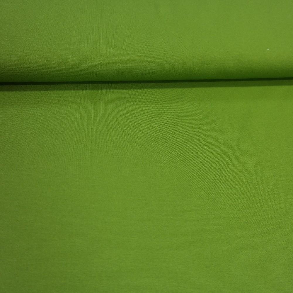 náplet zelený 1x1 96%BA 4% lycra