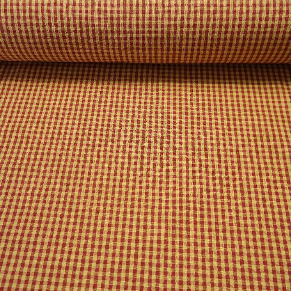 potahovka červeno žlutá kostička