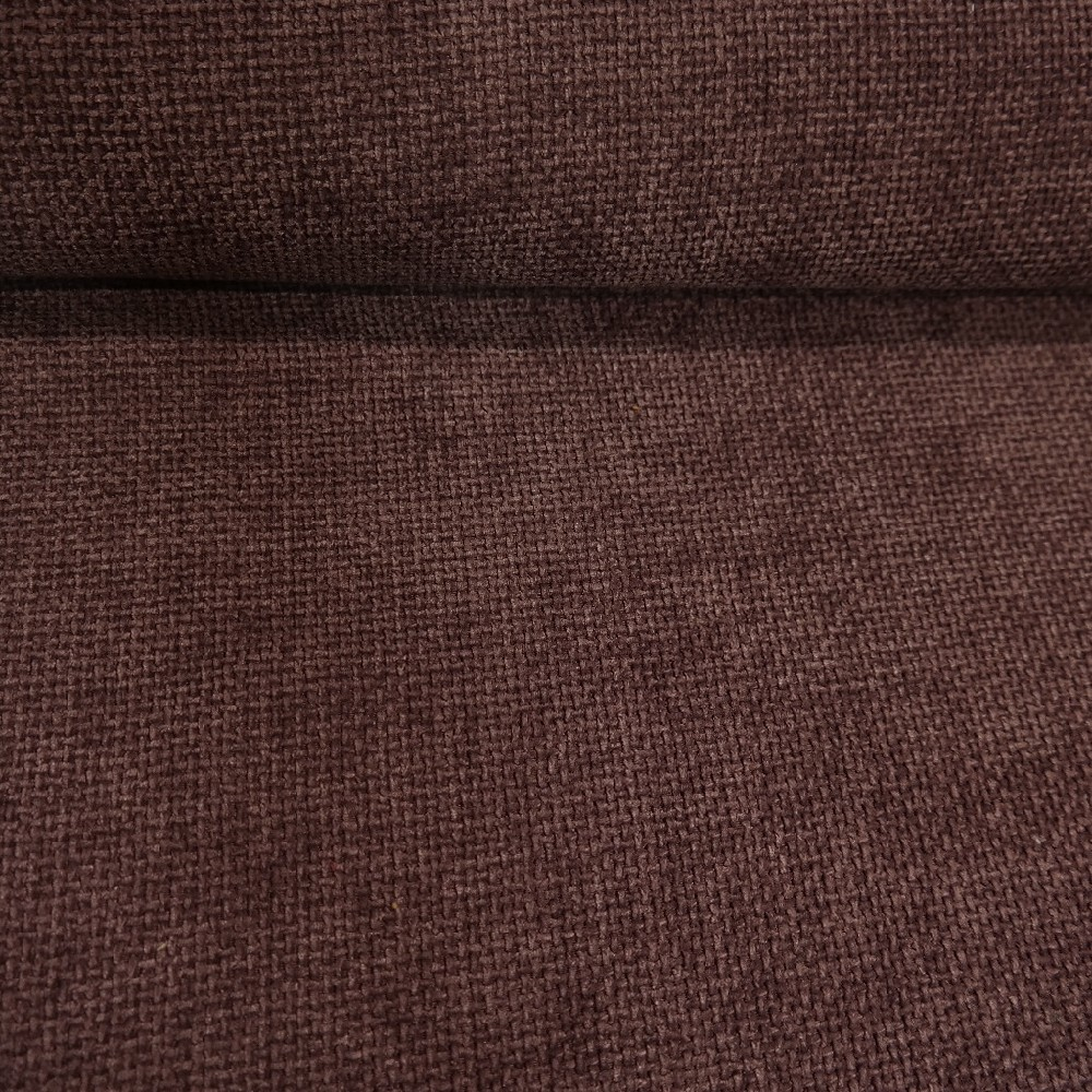 potahovka plyš fialová buclé