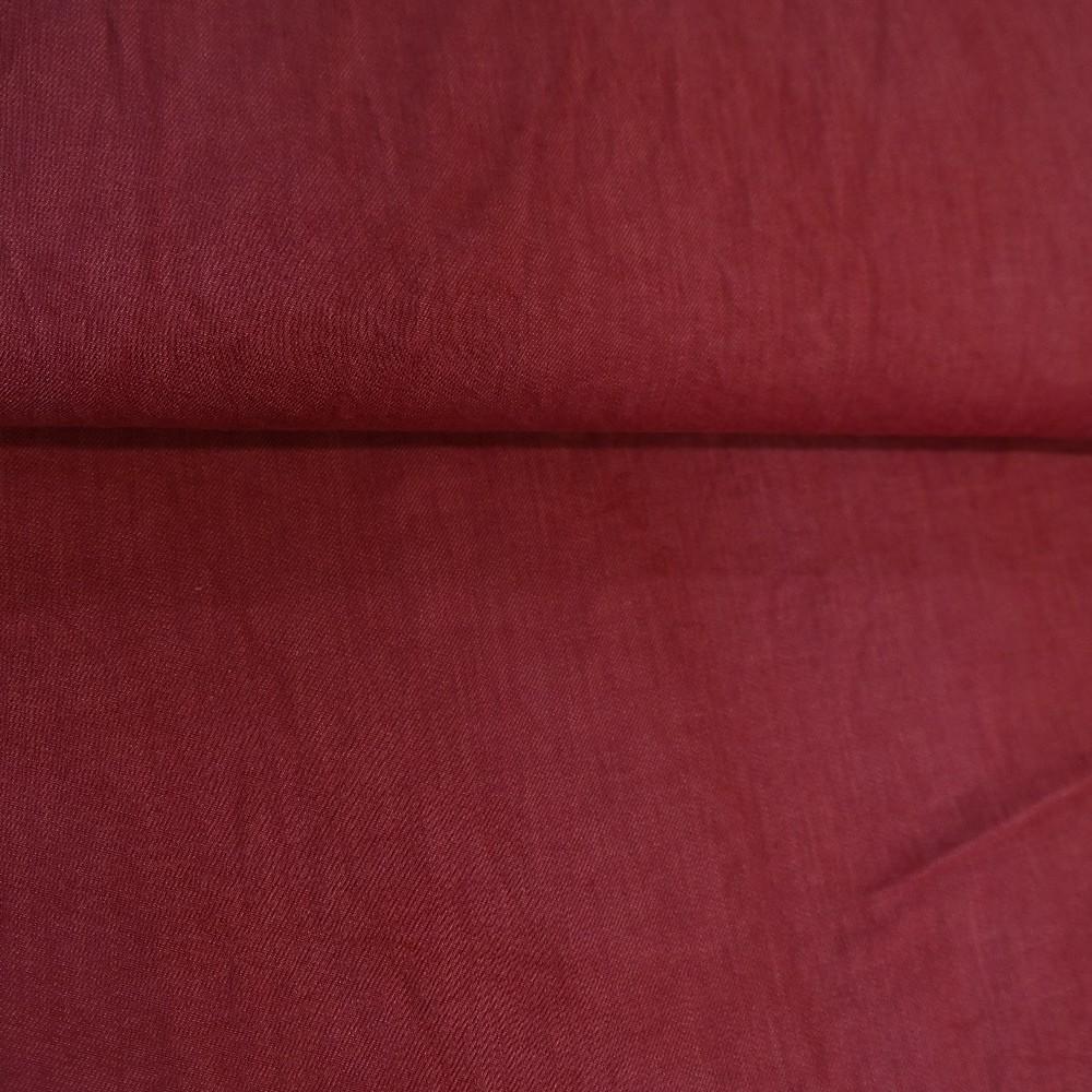 džínovina růžová praná