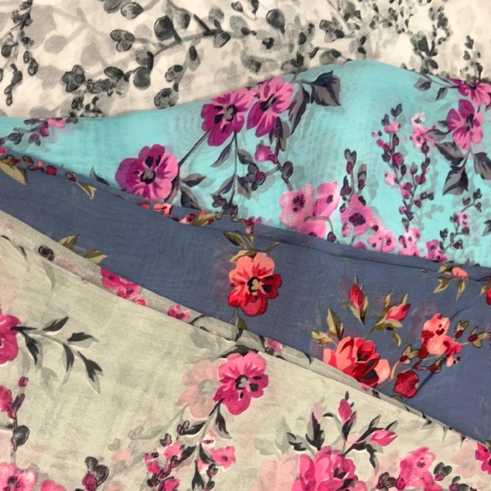 bavlna  crash černá