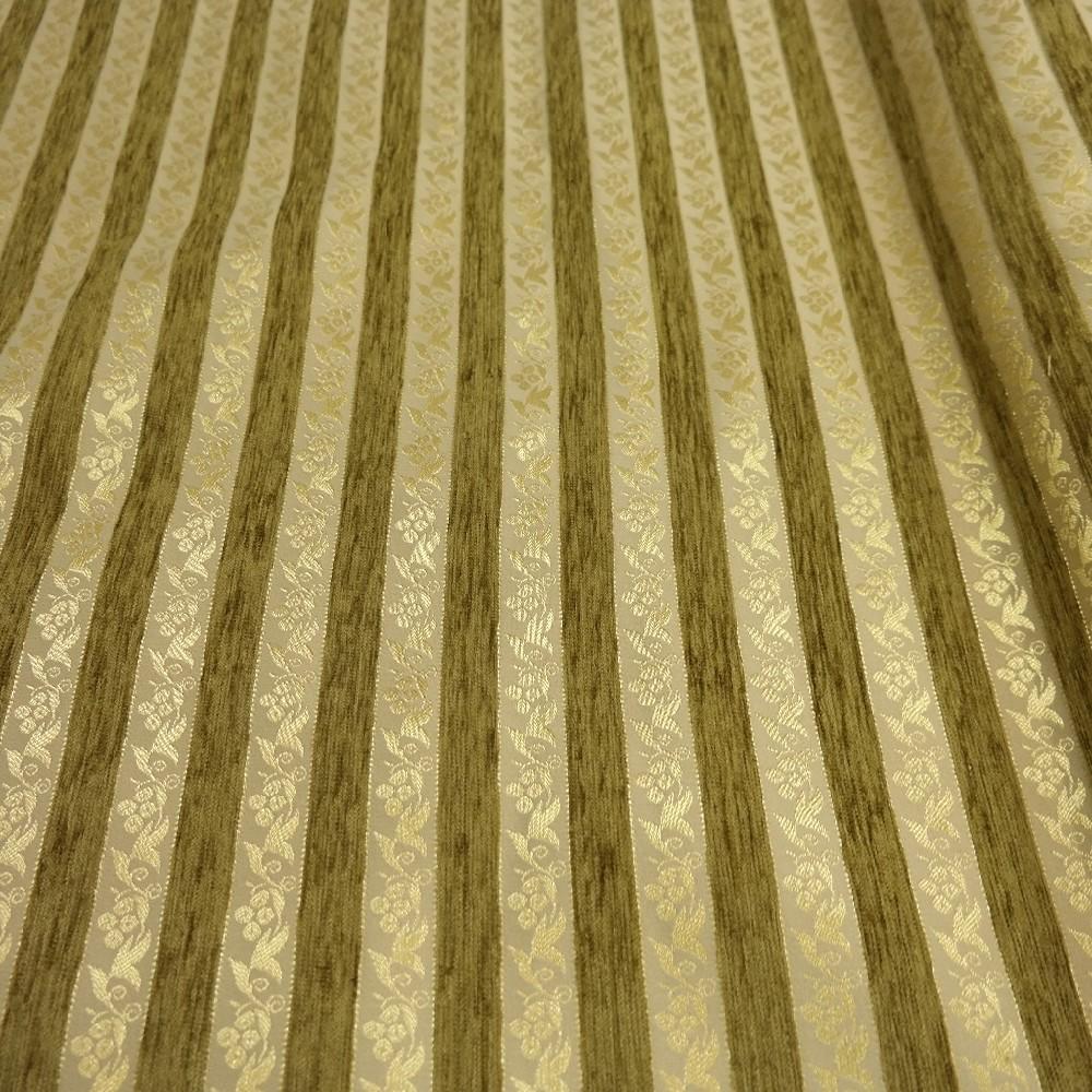 potahovka kakaovo/zlatý vzor