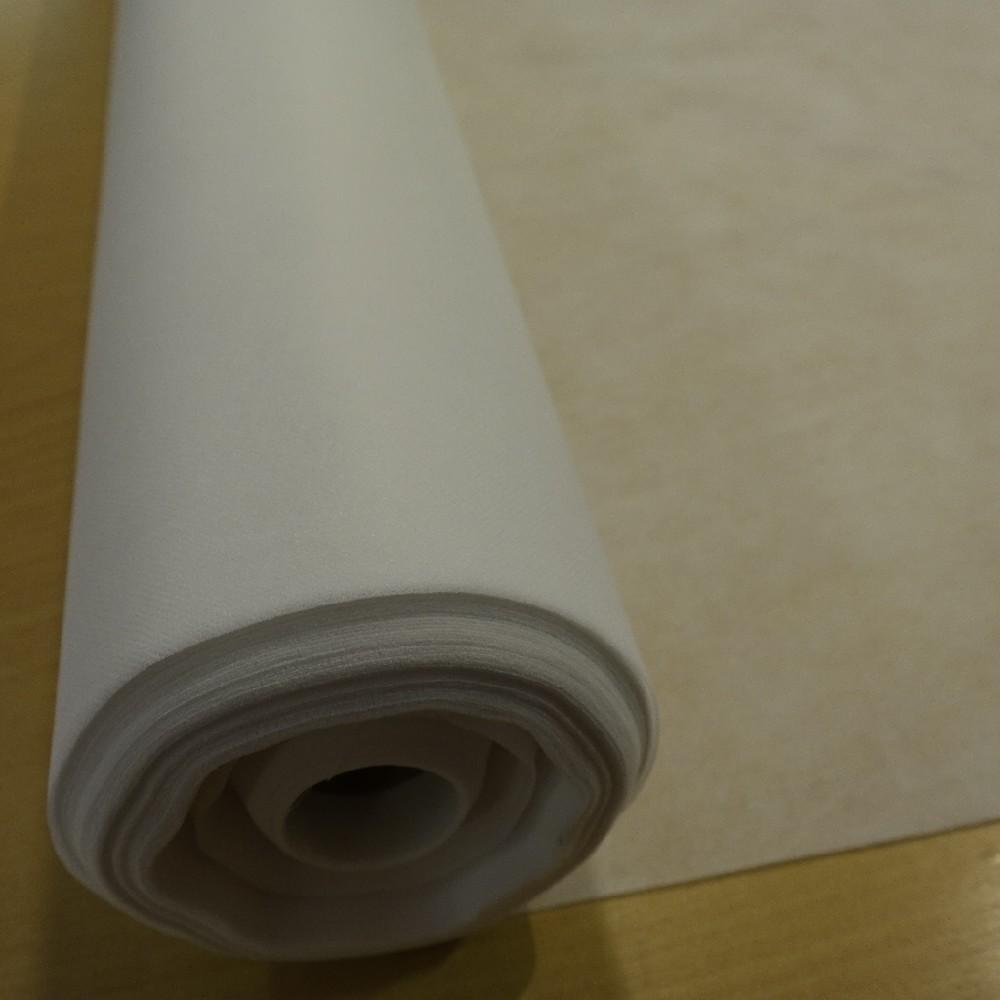 vlizelín 20+15/90cm bílý