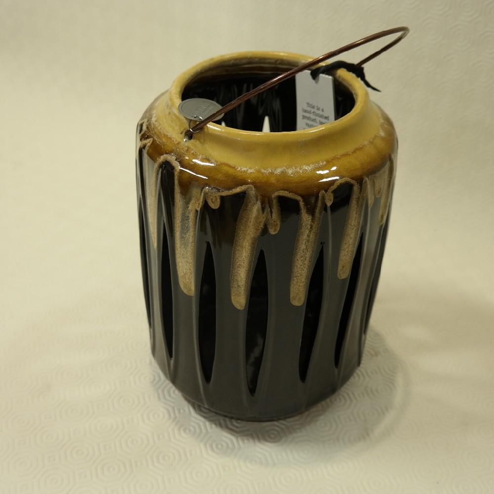 svícen dekorace keramika