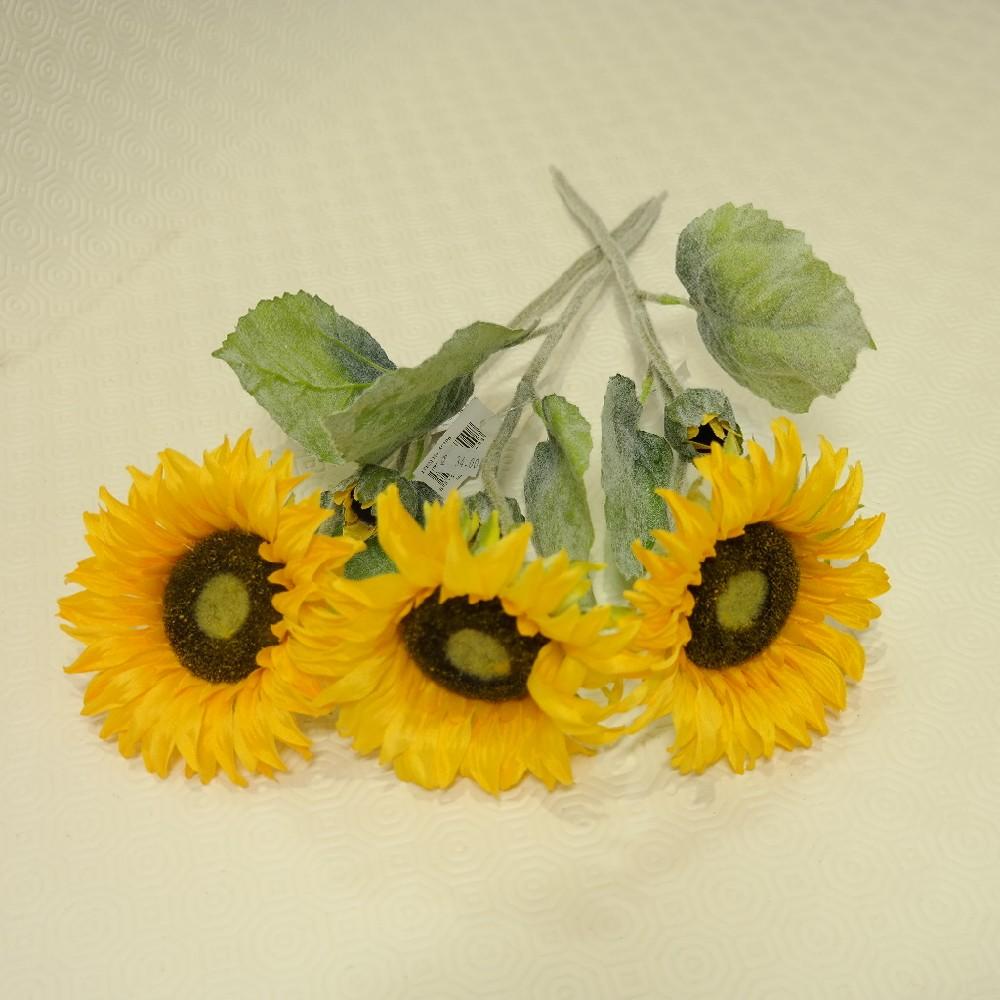 květina slunečnice umělá