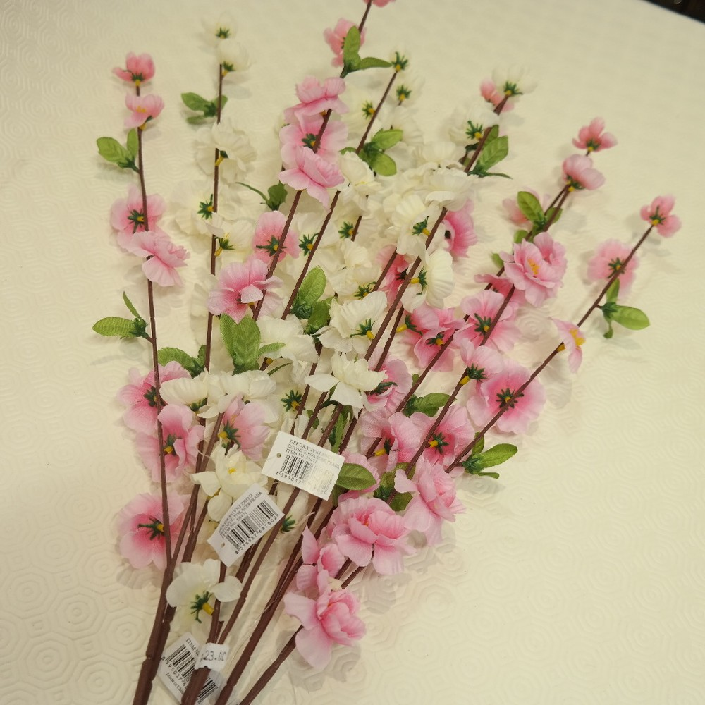 květina umělá sakura