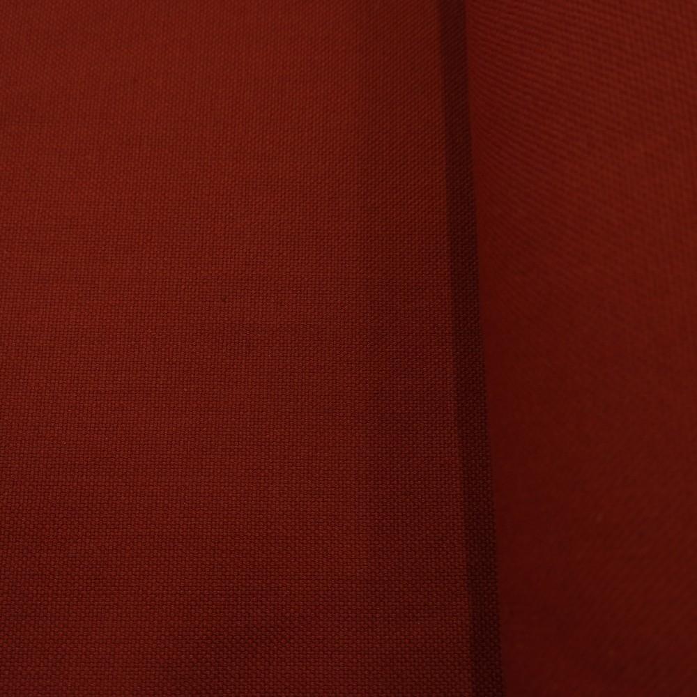 potahovka režná tm.červená š.140