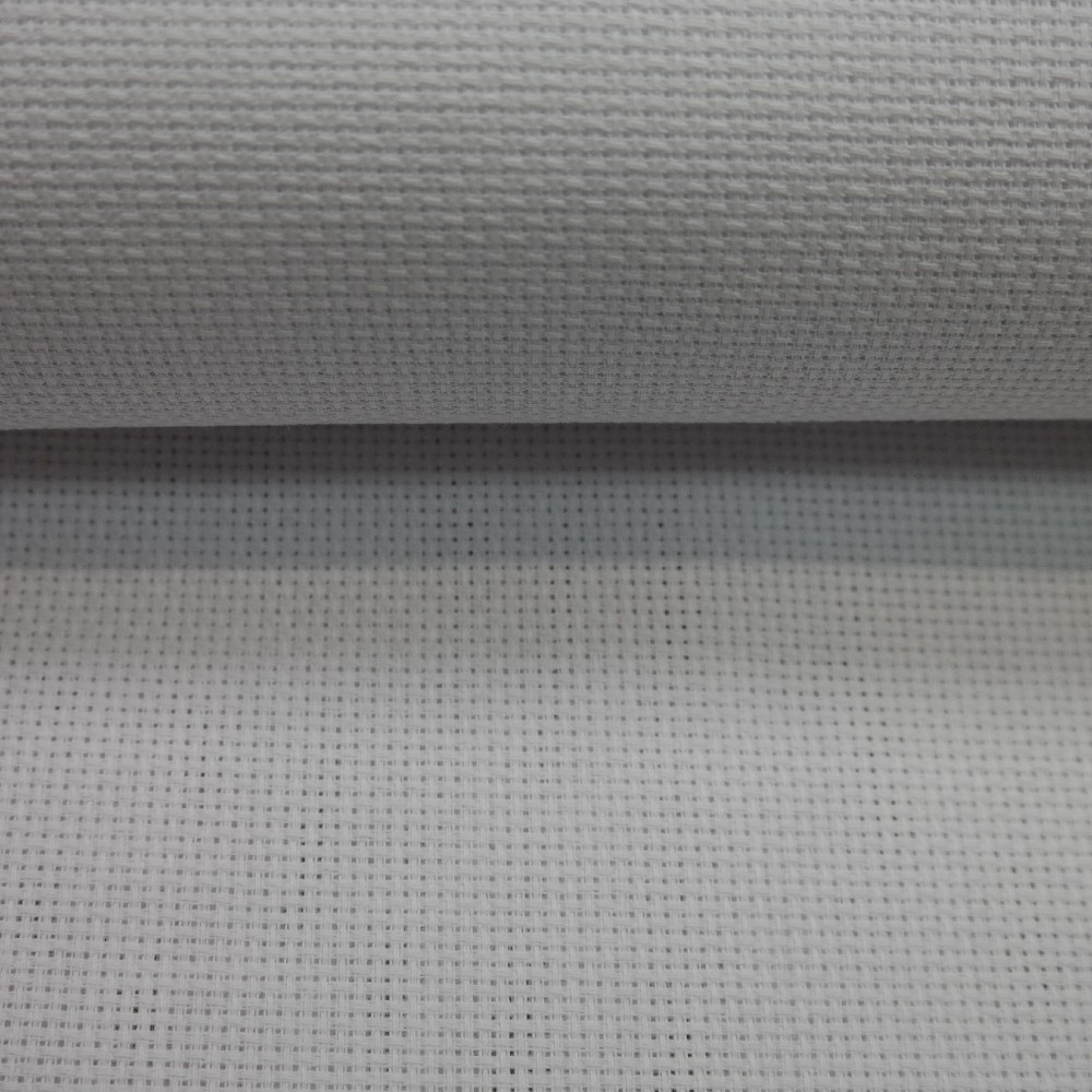 kanava bílá š.160