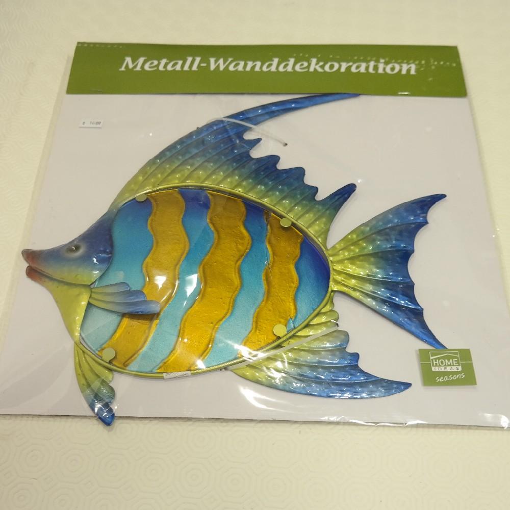 ryba kovová