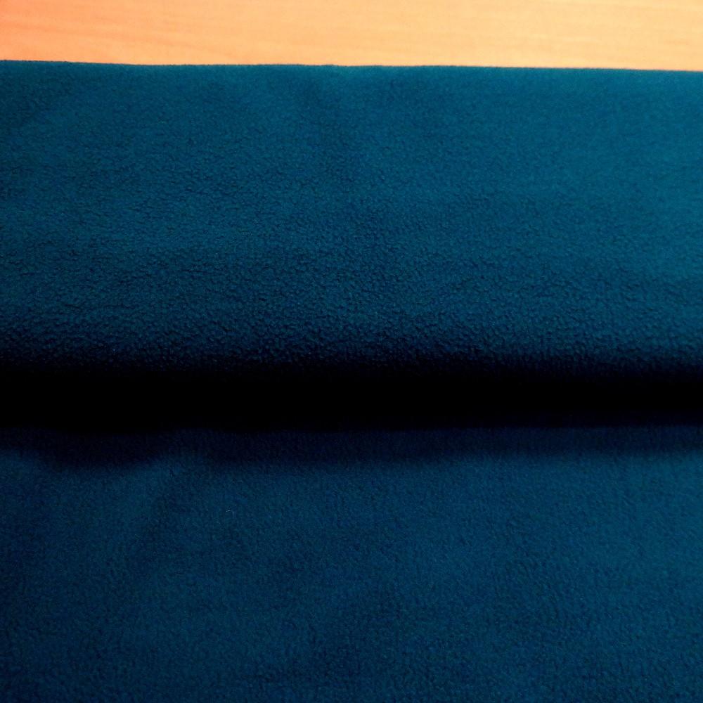 frotefleece silný modrý