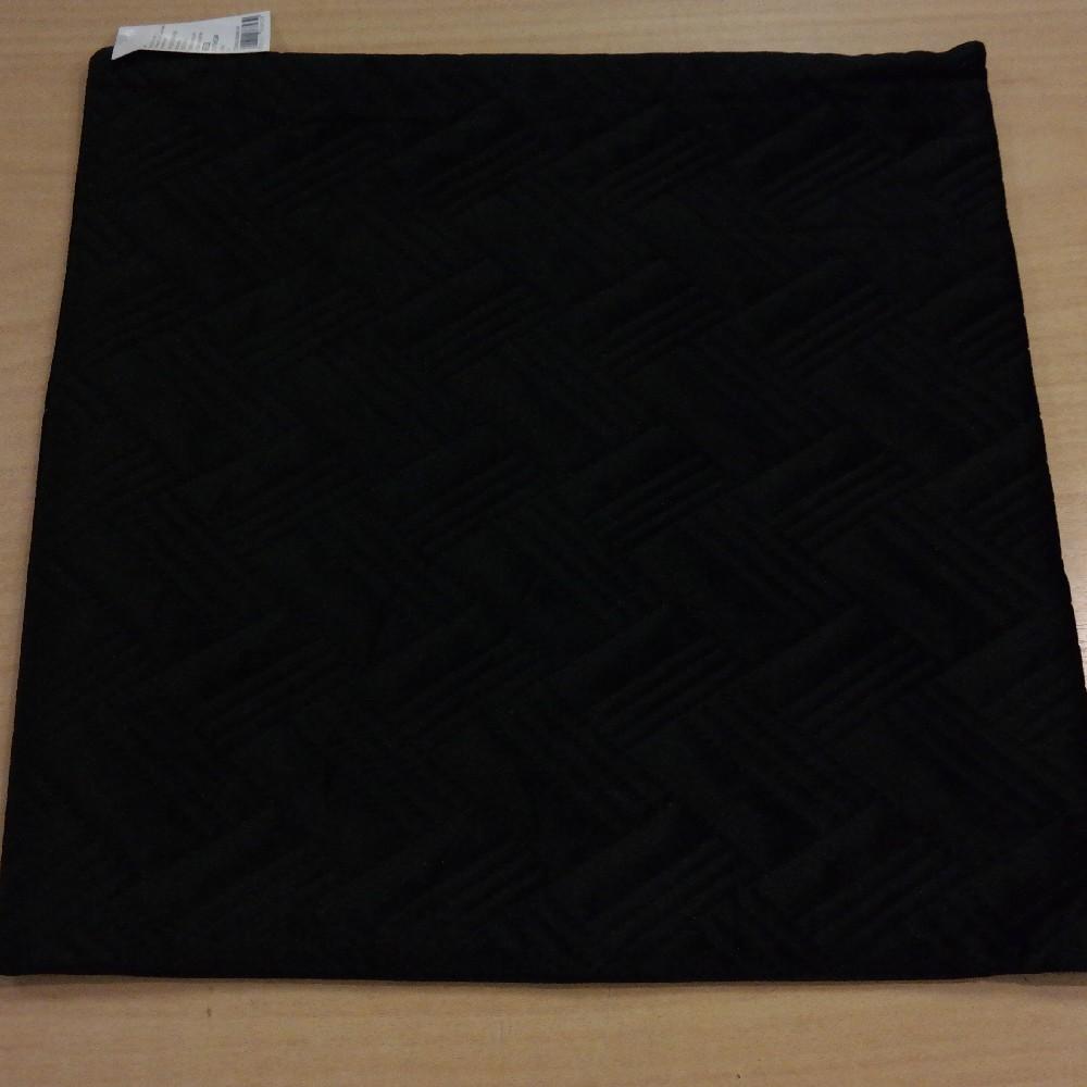 povlak 45x45 černý