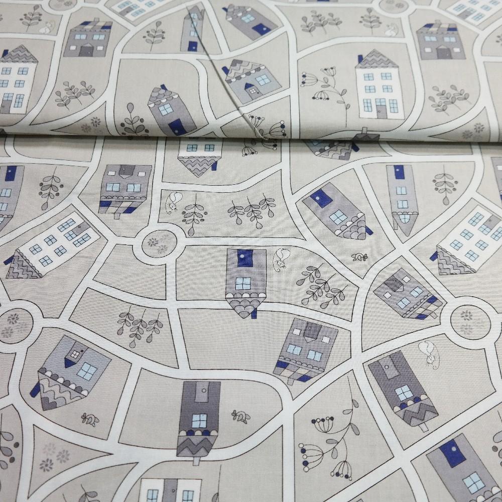 bavlna ulice